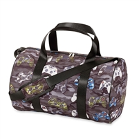VIDEO GAME CONTROLLER CANVAS DUFFEL BAG